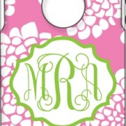 Otterbox Bubblegum Bloom Apple Green Hollow Vintage Frame