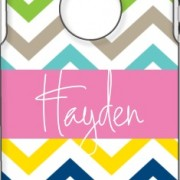 Otterbox Multi Chevron Solid Band Carrie Font