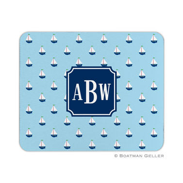 Personalized Mouse Pad Little Stripe