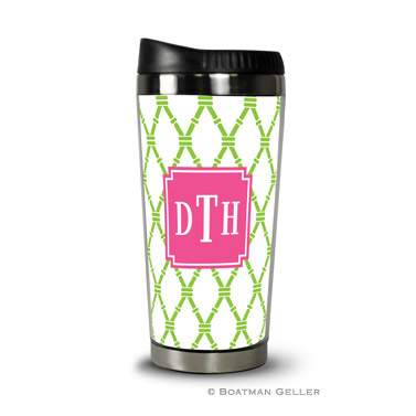 Boatman Geller Personalized Travel Tumblers