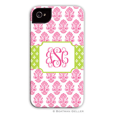 Monogram iPhone 6 / 6S / 6 Plus Case - Beti Pink