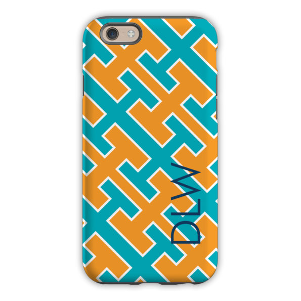 Monogram iPhone 6 / 6S / 6 Plus Case - Acapulco by Dabney Lee Block