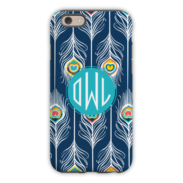 Monogram iPhone 6 / 6S / 6 Plus Case Argus Circle