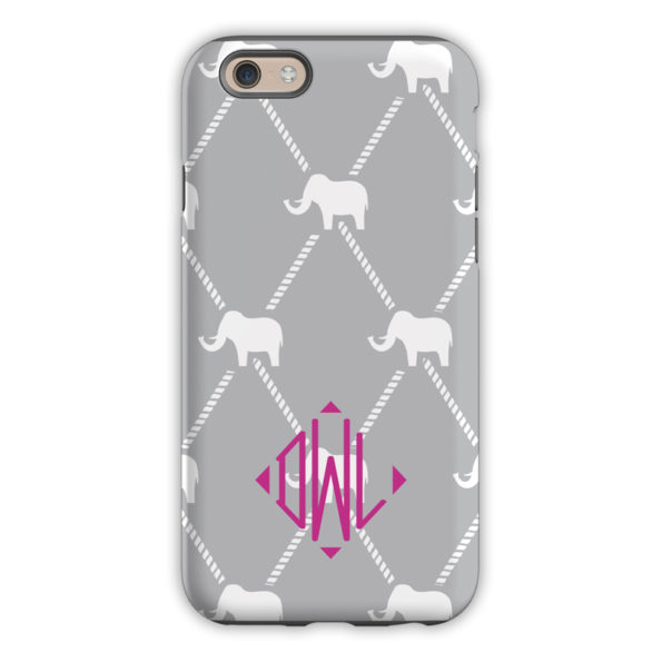 Monogram iPhone 6 / 6S / 6 Plus Case - Dumbo by Dabney Lee Diamond