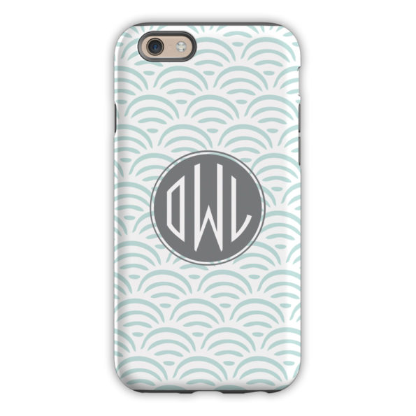 Monogram iPhone 6 / 6S / 6 Plus Case - Ella by Dabney Lee Circle
