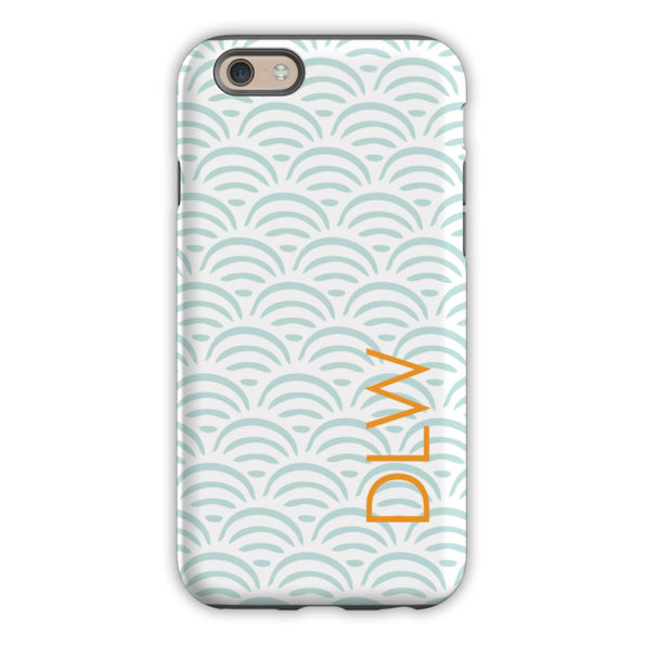 Monogram iPhone 6 / 6S / 6 Plus Case - Ella by Dabney Lee Block