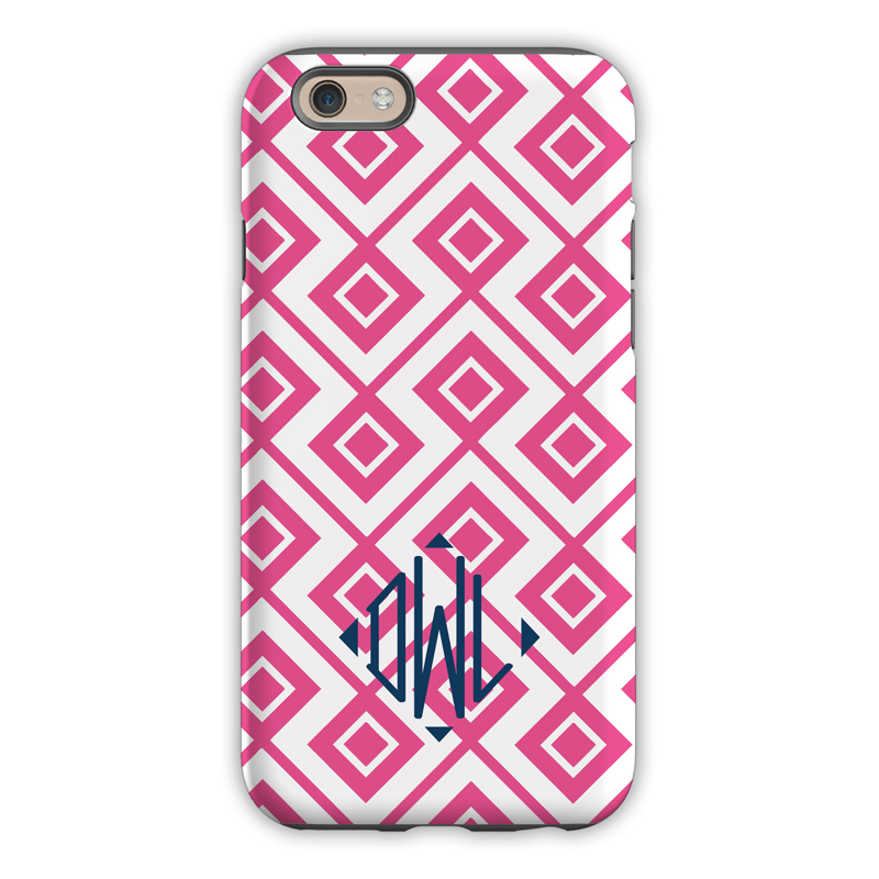 monogram iphone 6    6s    6 plus case  u2013 lucy by dabney lee