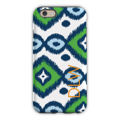 Monogram iPhone 11 Cases by Dabney Lee