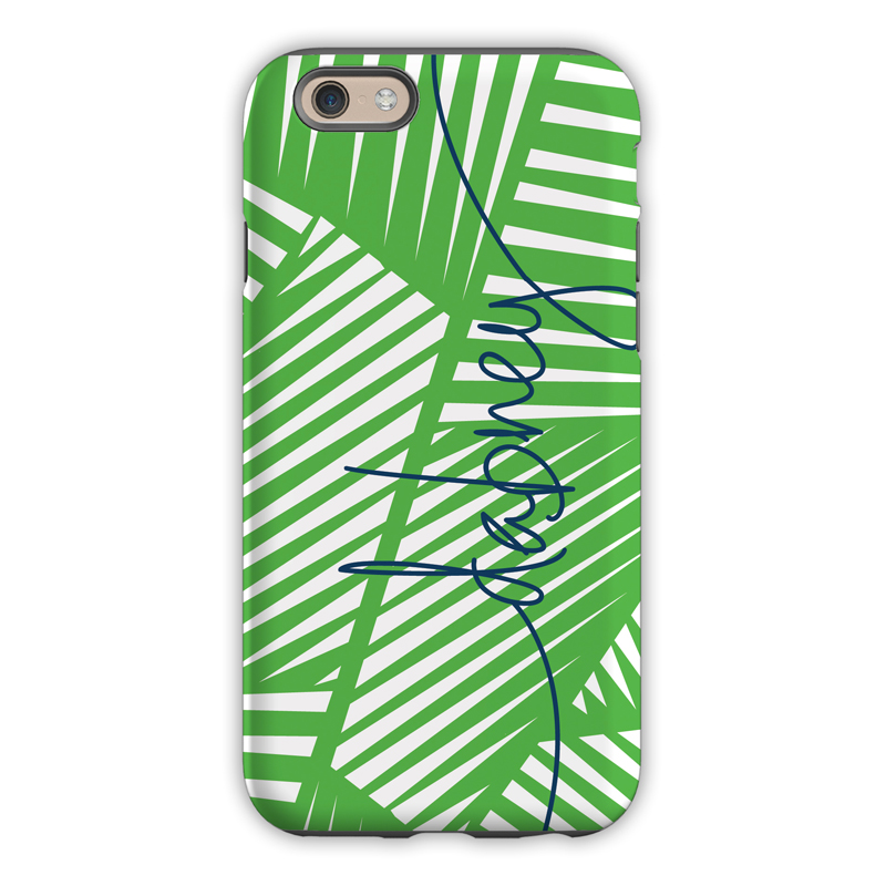 Monogram iPhone 6 / 6S / 6 Plus Cases by Dabney Lee