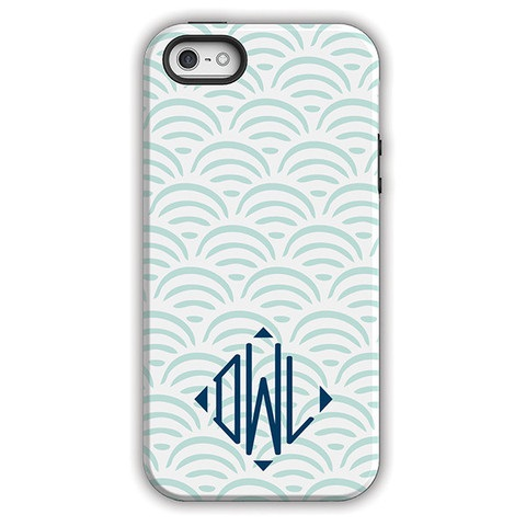 Monogram iPhone 6 / 6S / 6 Plus Case - by Dabney Lee Diamond