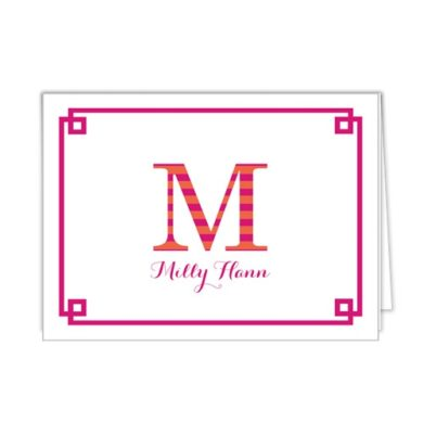 WH Hostess Folded Note Cards