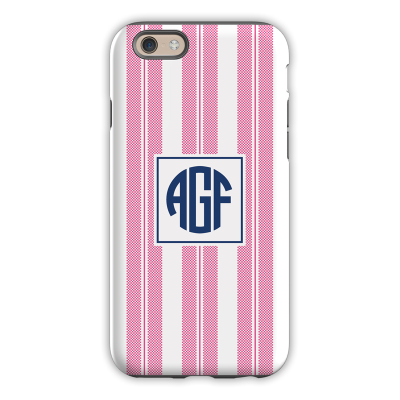 Monogram Iphone 6 6s 6 Plus Case Vineyard Stripe