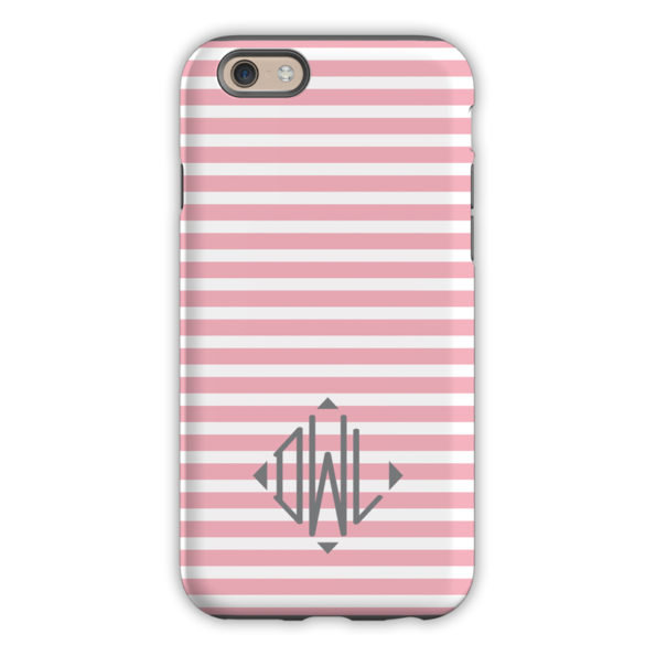 Monogram iPhone 6 / 6S / 6 Plus Case - Cabana 2 by Dabney Lee Diamond