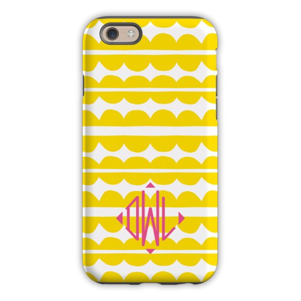 Monogram iPhone 6 / 6S / 6 Plus Case Caterpillar Diamond