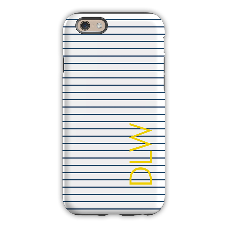 Monogram Iphone 6 6s 6 Plus Case Pinny By Dabney Lee
