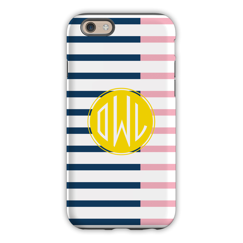 Monogram Iphone 6 6s 6 Plus Case Twice As Nice 3 By