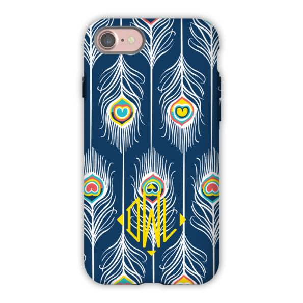 Monogram iPhone 7 / 7 Plus Case - Argus by Dabney Lee