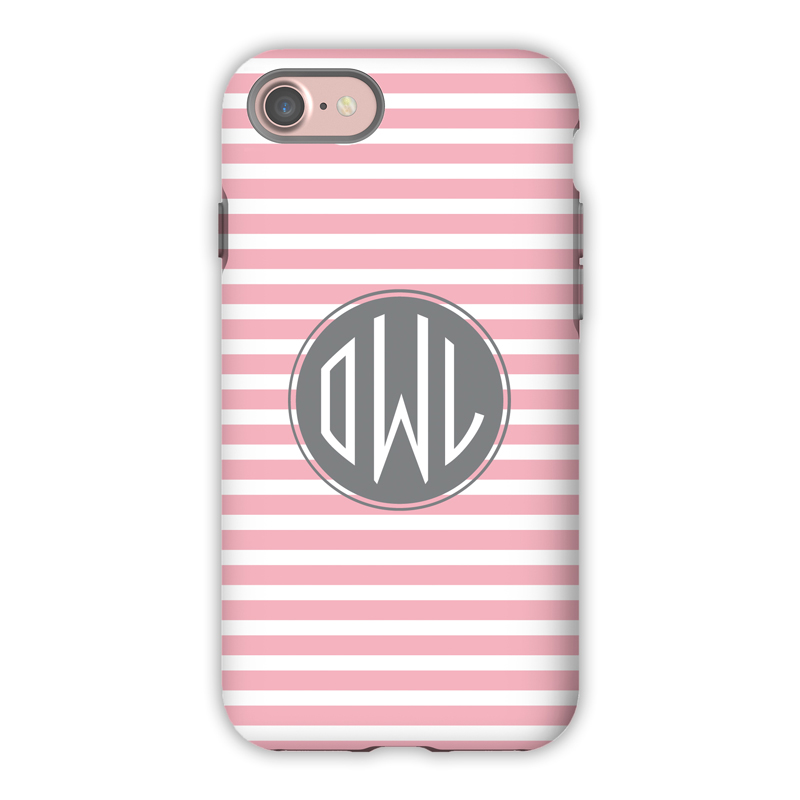 Monogram iPhone 7 / 7 Plus Case - Cabana 2 by Dabney Lee - Circle