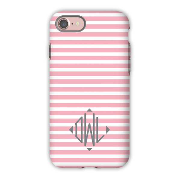 Monogram iPhone 7 / 7 Plus Case - Cabana 2 by Dabney Lee - Diamond
