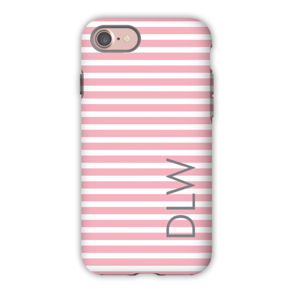Monogram iPhone Case - Cabana 2 - Dabney Lee