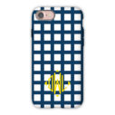 Monogram iPhone 7 / 7 Plus Case - Checks & Balances by Dabney Lee - Diamond
