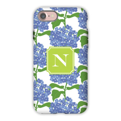 Monogram iPhone 7 / 7 Plus Case - Sconset Blue by Boatman Geller