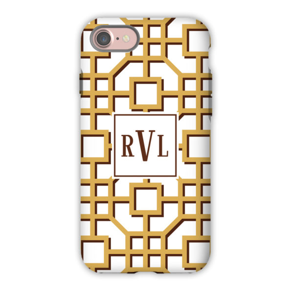 Monogram iPhone 7 / 7 Plus Case Fret