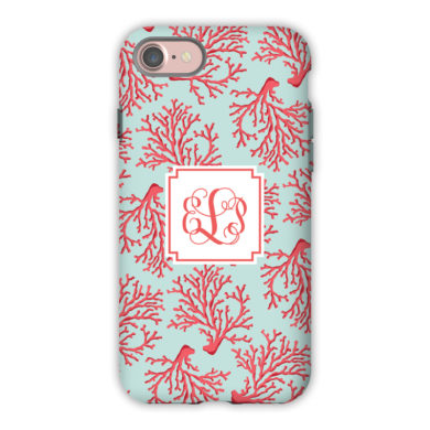 Boatman Geller Monogram iPhone X Cases