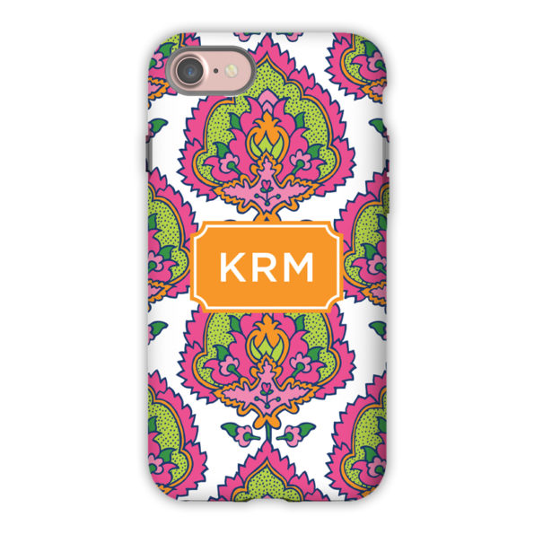 Monogram iPhone 7 / 7 Plus Case Cora Summer - Boatman Geller