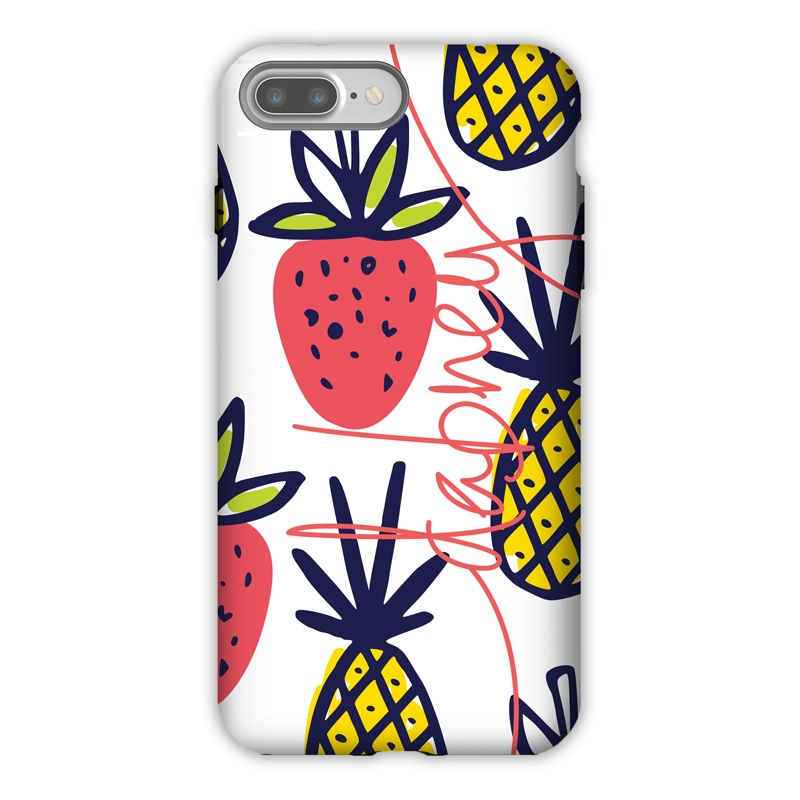 Monogram iPhone 7 / 7 Plus Case - Fruity by Dabney Lee