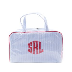 Monogrammed XL Travel Case