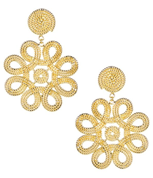 Cameran Earring - Gold - Lisi Lerch