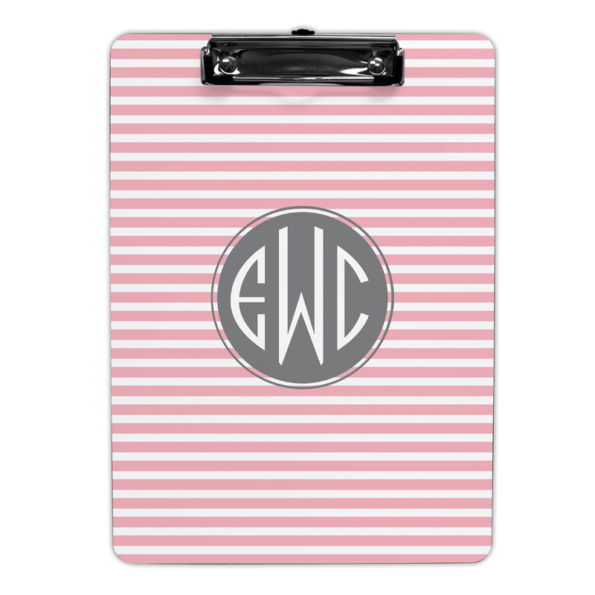 Monogram Clipboard Cabana 2 - Dabney Lee