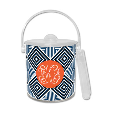 Monogram Ice Buckets