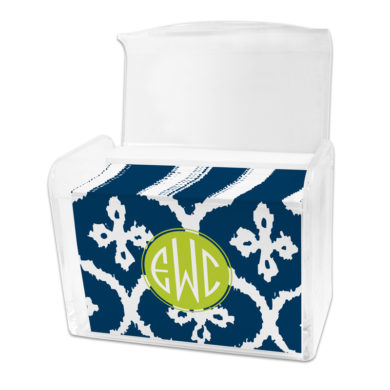Monogram Stationery Boxes