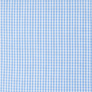 Blue Gingham Applique Only