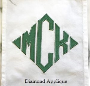 Diamond Applique