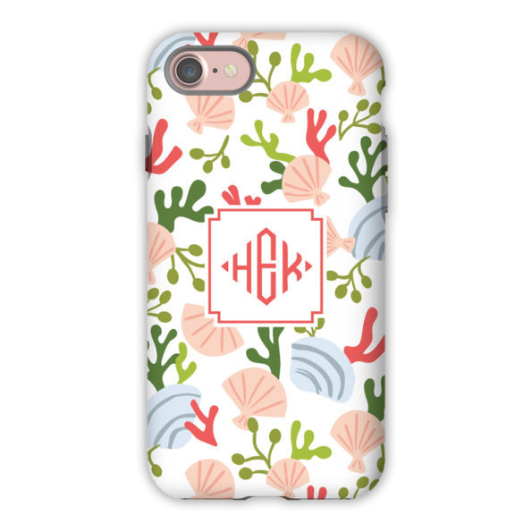 Monogram iPhone Case - Beachcomber - Boatman Geller