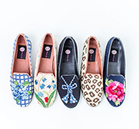 Needlepoint Loafers & Mules