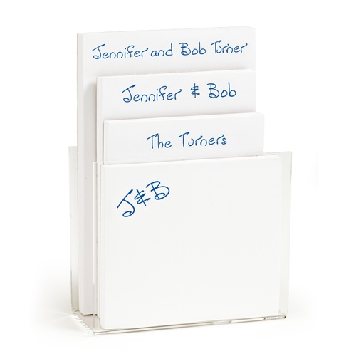 Lively Note Pad Set - Chatsworth Collection