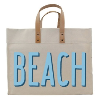 Beach Party Tote - Pencil & Paper Co.