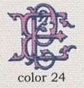 Color 24 - Candy Pink-Navy
