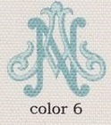 Color 6 - Peppermint-Ocean Green
